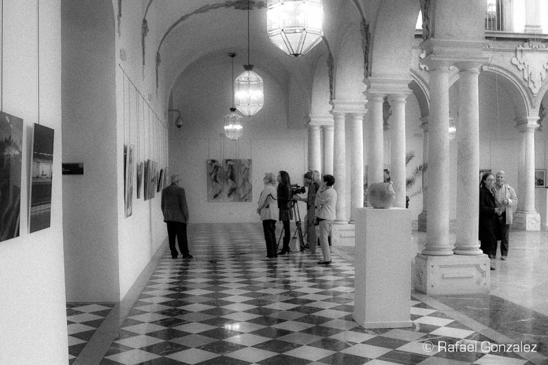 017 EXPOSICION DE PINTURA- 21 de mayo de 2013